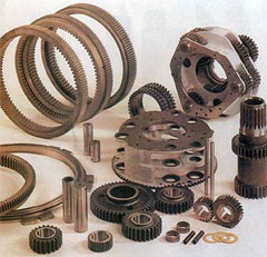 Supplier of Spare Parts